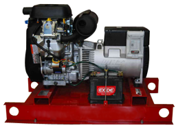 Briggs and Stratton Small Petrol generator