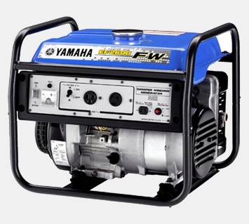 Ef2600fw yamaha 4 stroke petrol generator for sale in for Yamaha generator for sale