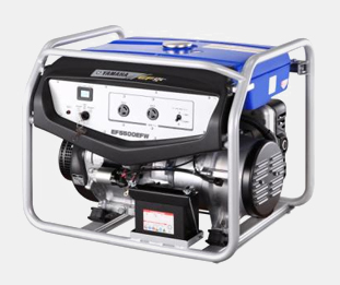 Ef5500fw yamaha 4 stroke petrol generator for sale in for Yamaha generator for sale