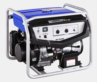 Ef7200e yamaha 4 stroke petrol generator for sale in south for Yamaha generator for sale