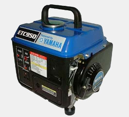 Ef950 yamaha 2 stroke petrol generator for sale in south for Yamaha generator for sale