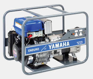 Generator associates generators for south africa for Yamaha generator for sale